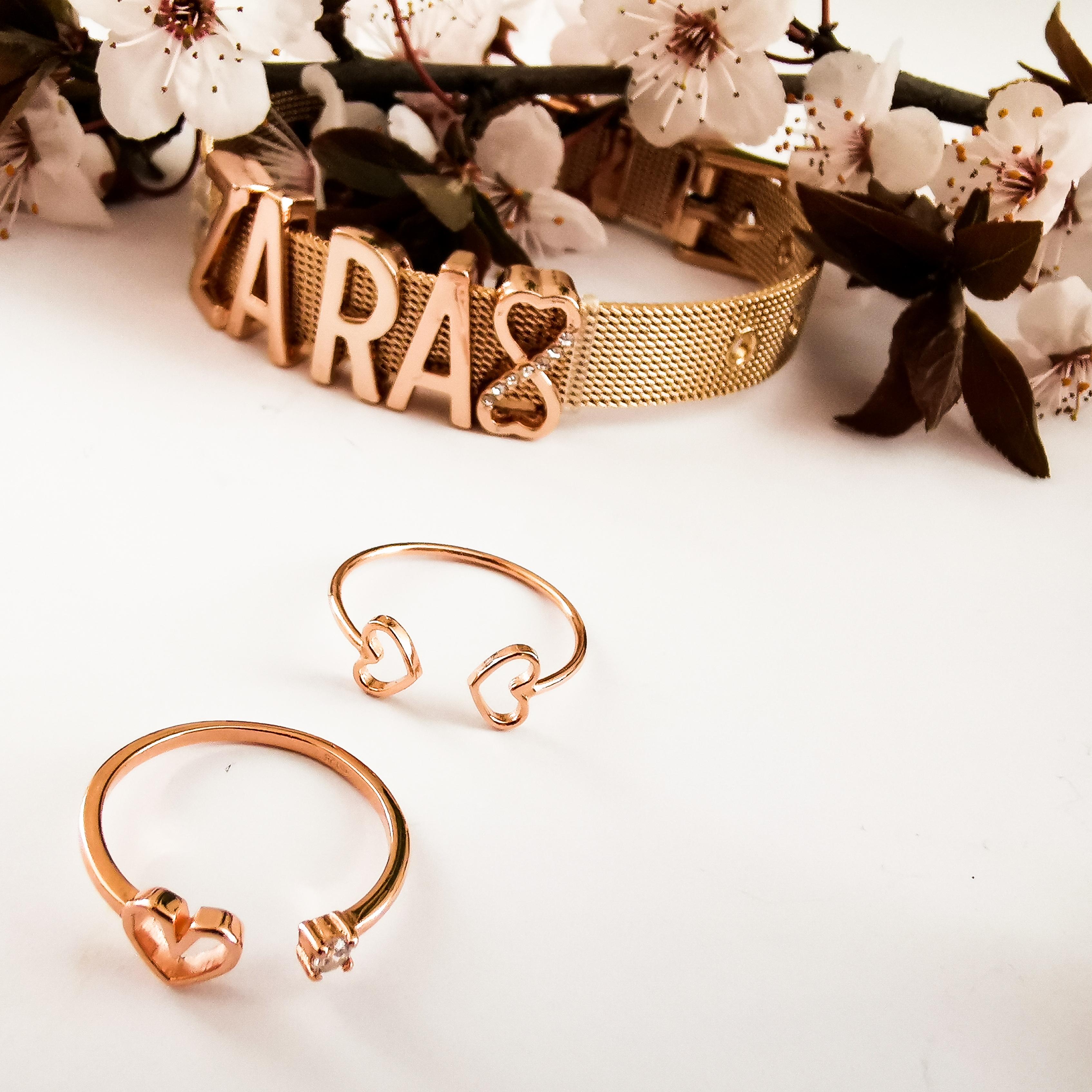 Nová kolekcia prsteňov a náušníc