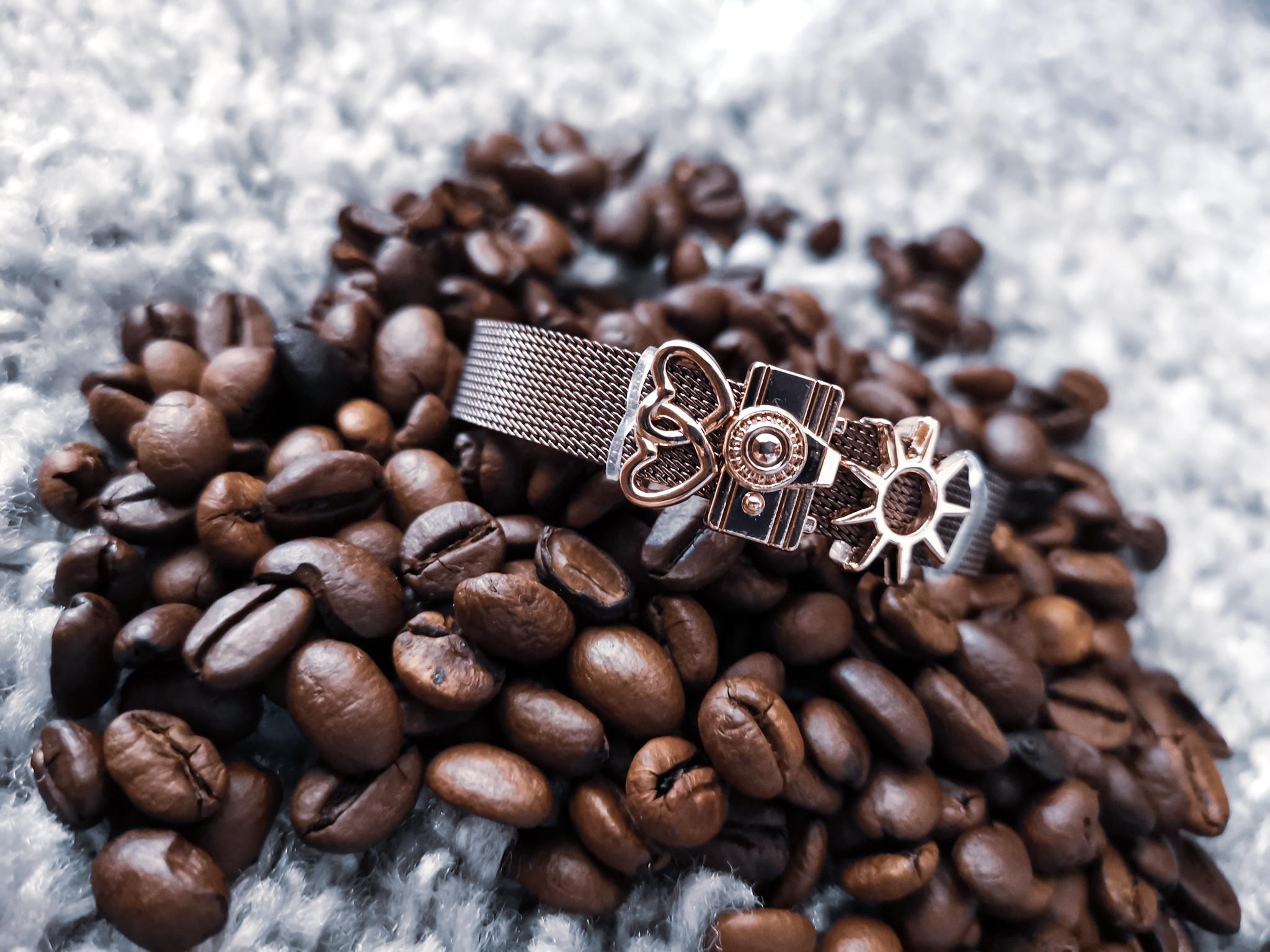 COFFEE kolekcia charm